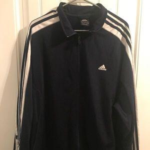 Classic Adidas Jacket.